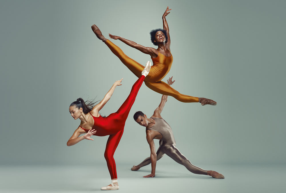 Publicity image for the Junior Company of Dutch National Ballet.© Dutch National Ballet. (Click image for larger version)