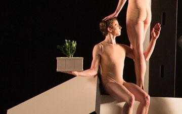 Boston Ballet in Alexander Ekman's Cacti.© Rosalie O'Connor. (Click image for larger version)
