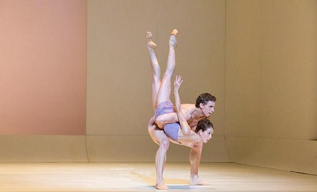 Juliet Burnett and Kevin Jackson in <I>Chroma</I>.<br />© Jess Bialek. (Click image for larger version)