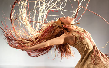 balletLORENT in Rapunzel.© Ravi Deepres. (Click image for larger version)