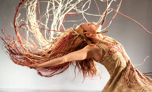 balletLORENT in <I>Rapunzel</I>.<br />© Ravi Deepres. (Click image for larger version)