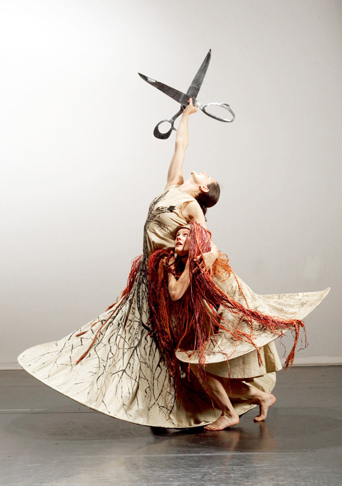 balletLORENT in Rapunzel.© Ravi Deepres. (Click image for larger version)