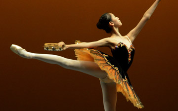 Min-Ji Nam - Ballet Pre Junior 1st Prize Winner.© Sunkyung Reina Jang. (Click image for larger version)