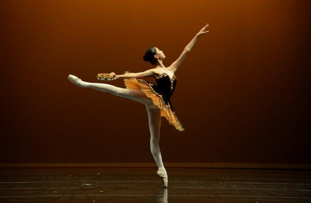 Min-Ji Nam - Ballet Pre Junior 1st Prize Winner.<br />© Sunkyung Reina Jang. (Click image for larger version)