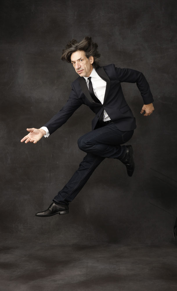 Septime Webre.© Dean Alexander, courtesy The Washington Ballet. (Click image for larger version)