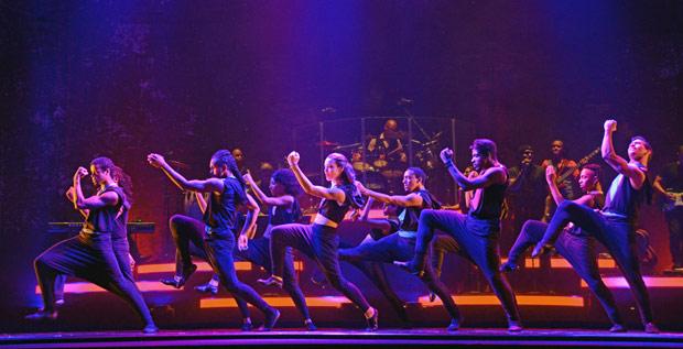 Ballet Revolucion's 2014 show.<br />© Dave Morgan. (Click image for larger version)