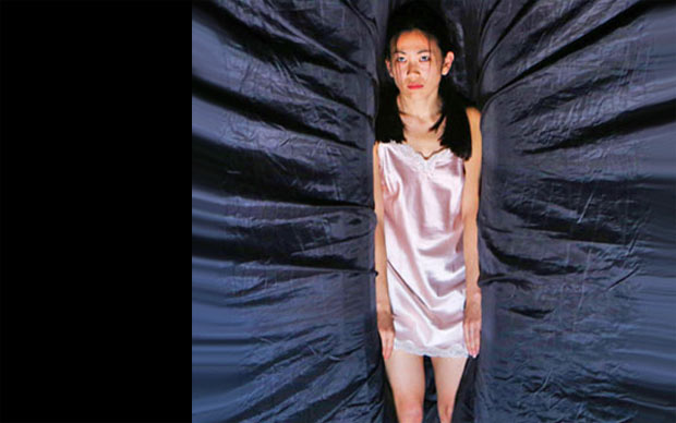 Kaori Ito in <I>Plexus</I>.<br />© Aglae Bory.