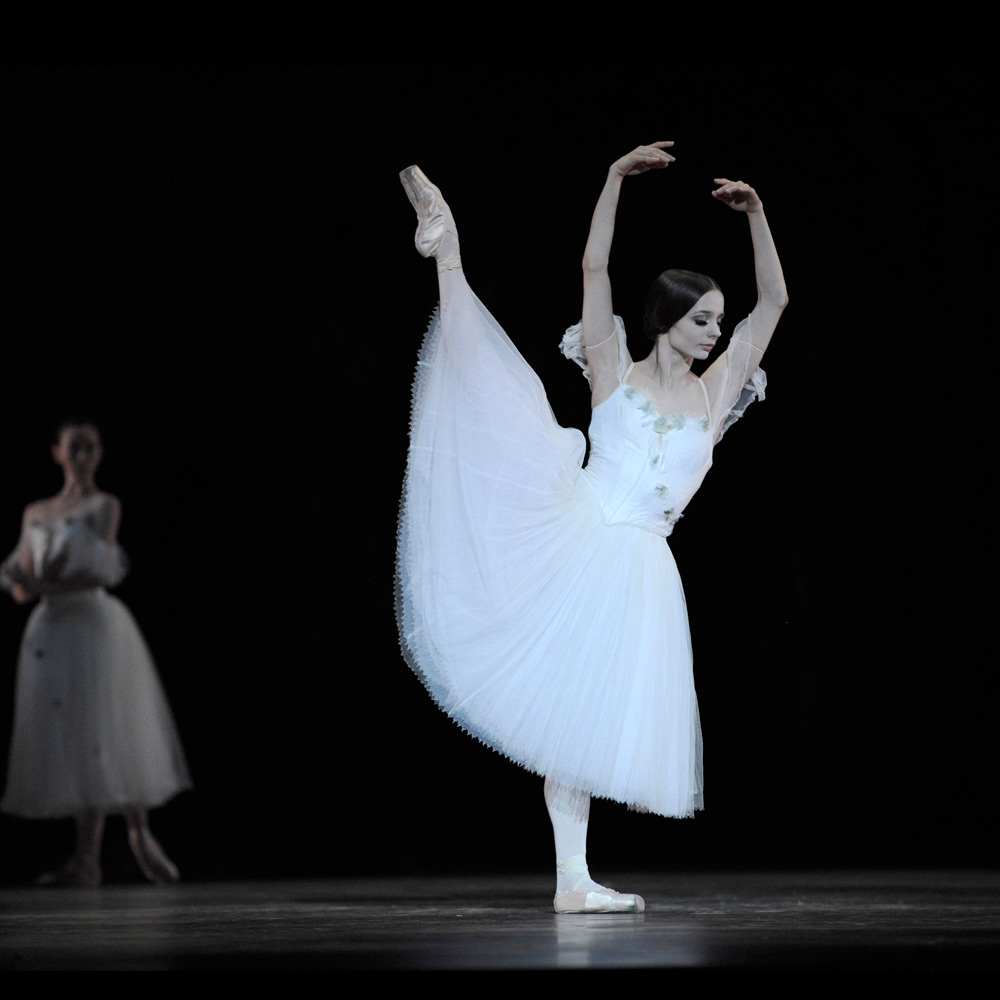 Maria Kochetkova in Tomasson's <I>Giselle</I>.<br />© Erik Tomasson. (Click image for larger version)