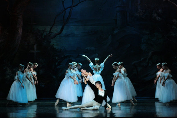 Moscow City Ballet in <I>Giselle</I>.<br />© Moscow City Ballet. (Click image for larger version)