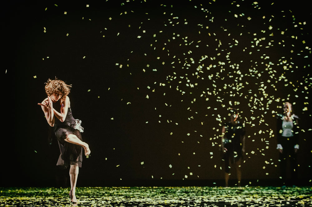 Josie G. Sadan in KT Nelson's Dead Reckoning.© Andrew Weeks photography. (Click image for larger version)
