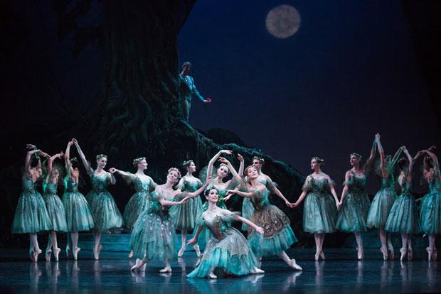 Australian Ballet in <I>The Dream</I>.<br />© Daniel Boud. (Click image for larger version)