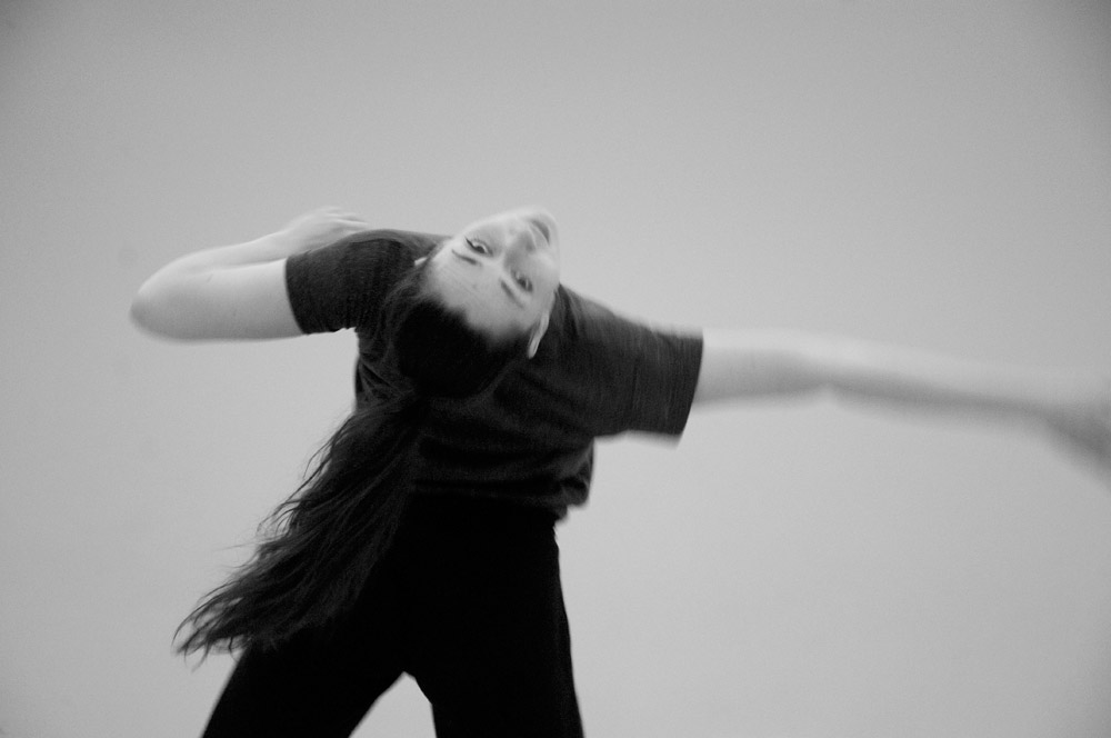Joanne Pirrie of High Heart Dance Company in Fray.Fray is performed live on 26 June 2015.© Mikah Smillie. (Click image for larger version)