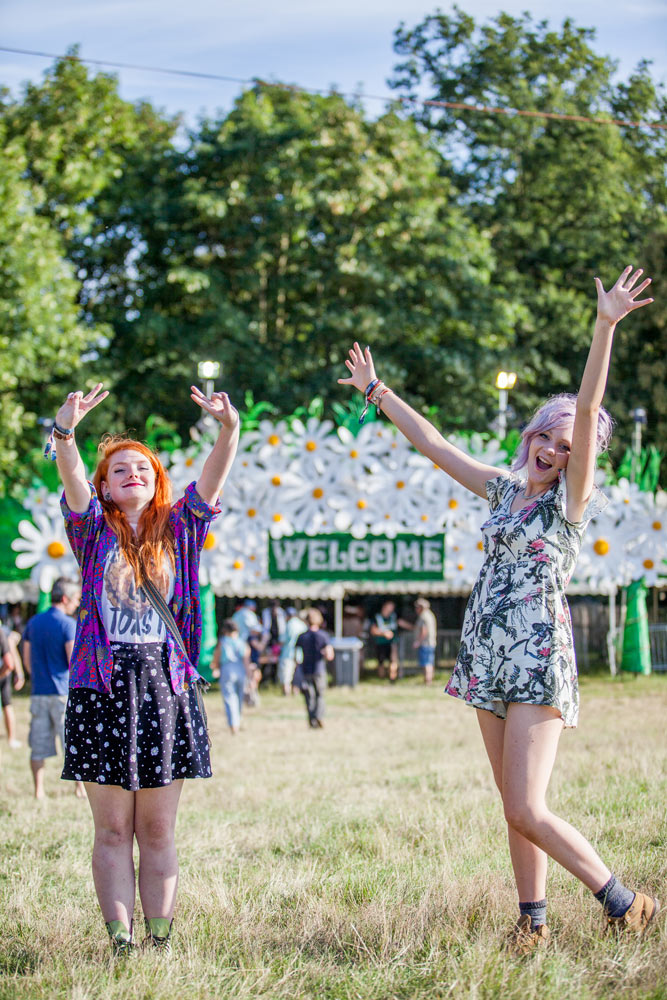 Welcome to Latitude (2014 in this case).© Marc Sethi. (Click image for larger version)