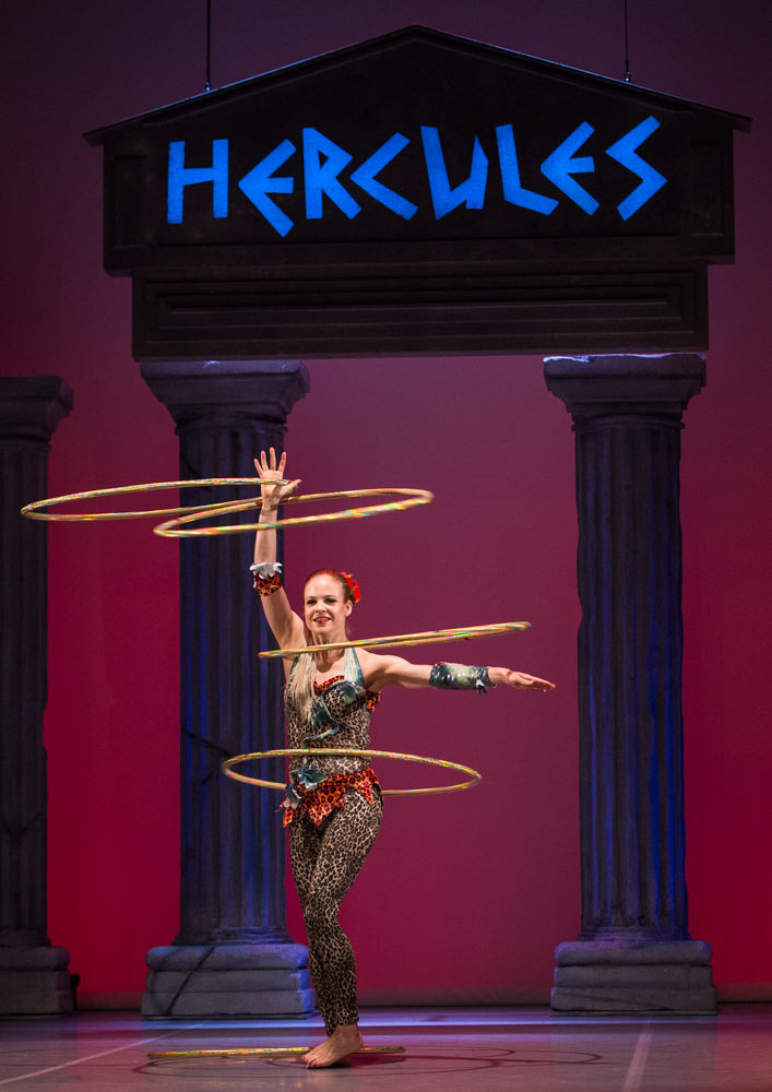 Tiina Tuomisto in Hercules.© Foteini Christofilopoulou. (Click image for larger version)