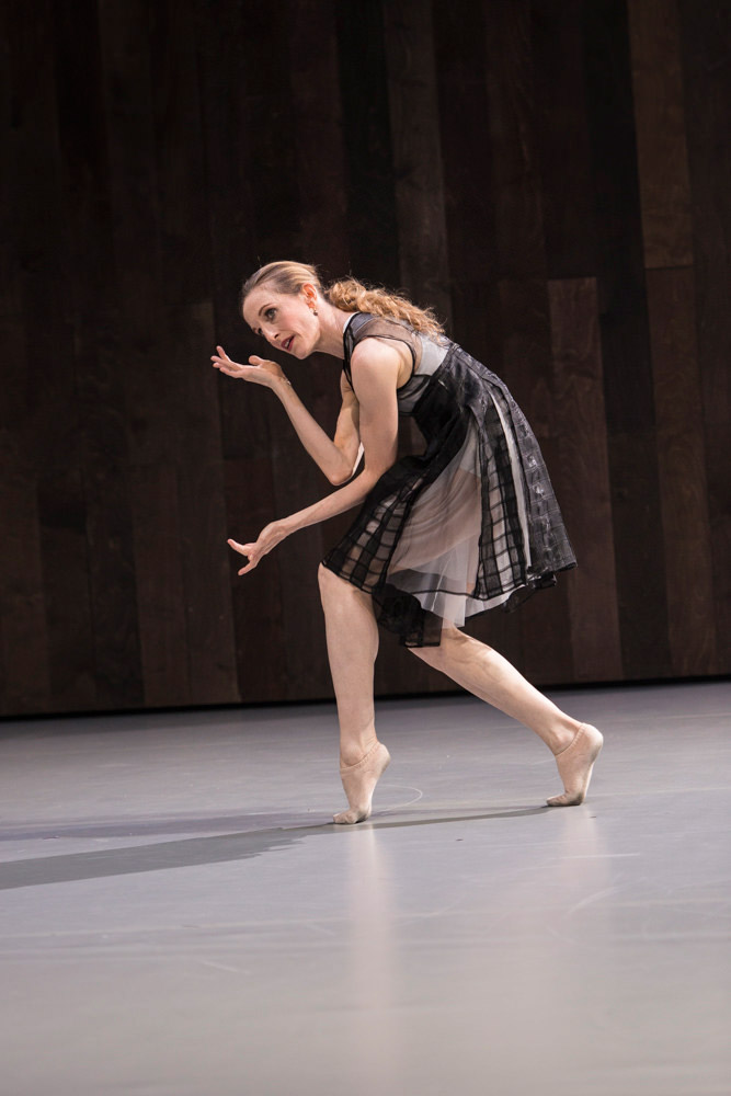 Wendy Whelan in Annie-B Parson's Short Ride Out, part of Other Stories.© Foteini Christofilopoulou. (Click image for larger version)