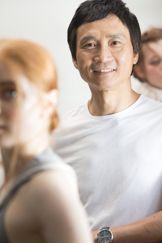 Li Cunxin, Queensland Ballet Artistic Director.<br />© Georges Antoni. (Click image for larger version)