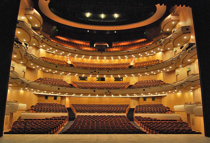 Auditorio Nacional del Sodre.<br />© Ballet Nacional del Sodre.