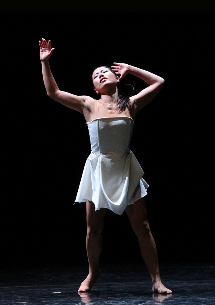Sayuka Haruna-Kondracka in Fun.© K Mystkowski. (Click image for larger version)