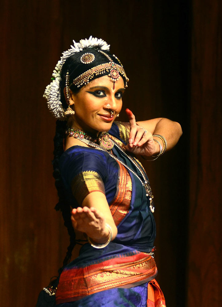 Aparna Ramaswamy.<br />© and courtesy of NCPA. (Click image for larger version)
