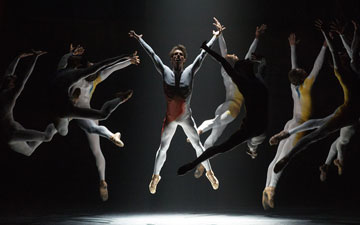 James Whiteside in Marcelo Gomes' AfterEffect.© Rosalie O'Connor. (Click image for larger version)
