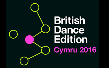 Logo for British Dance Edition 2016