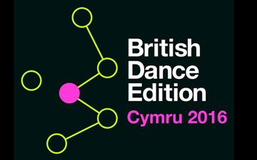 Logo for British Dance Edition 2016
