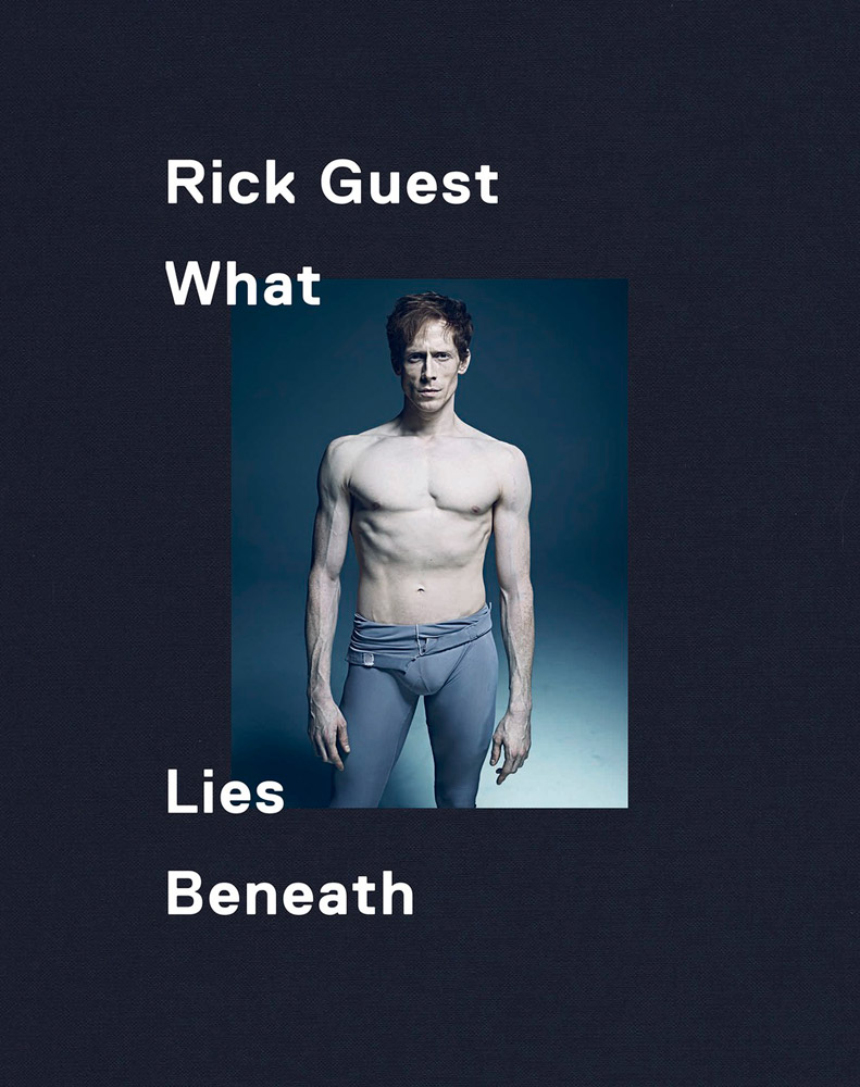 What Lies Beneath: portraits of dancers by Rick Guest - Book CoverAvailble at: rg-books.com