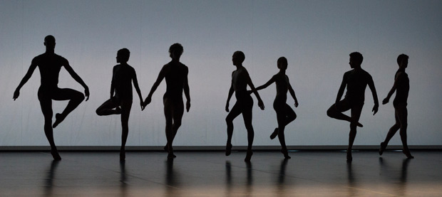 Company Wayne McGregor in <I>Outlier</I>.<br />© Foteini Christofilopoulou. (Click image for larger version)