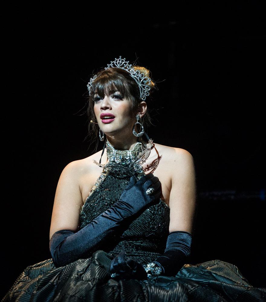Antonela Cirillo in <I>Immortal Tango</I>.<br />© Foteini Christofilopoulou. (Click image for larger version)