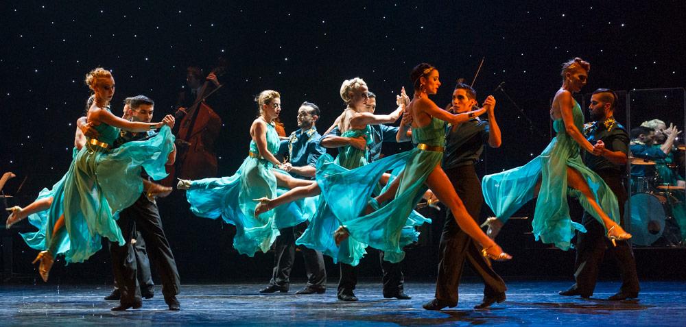 German Cornejo's <I>Immortal Tango</I>.<br />© Foteini Christofilopoulou. (Click image for larger version)
