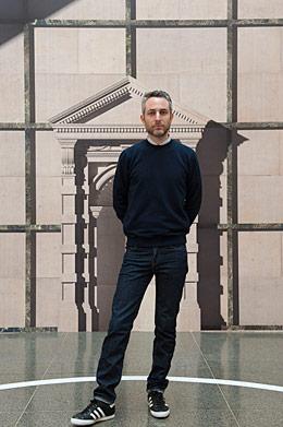 Pablo Bronstein.Image: BrothertonLock, © Pablo Bronstein. (Click image for larger version)
