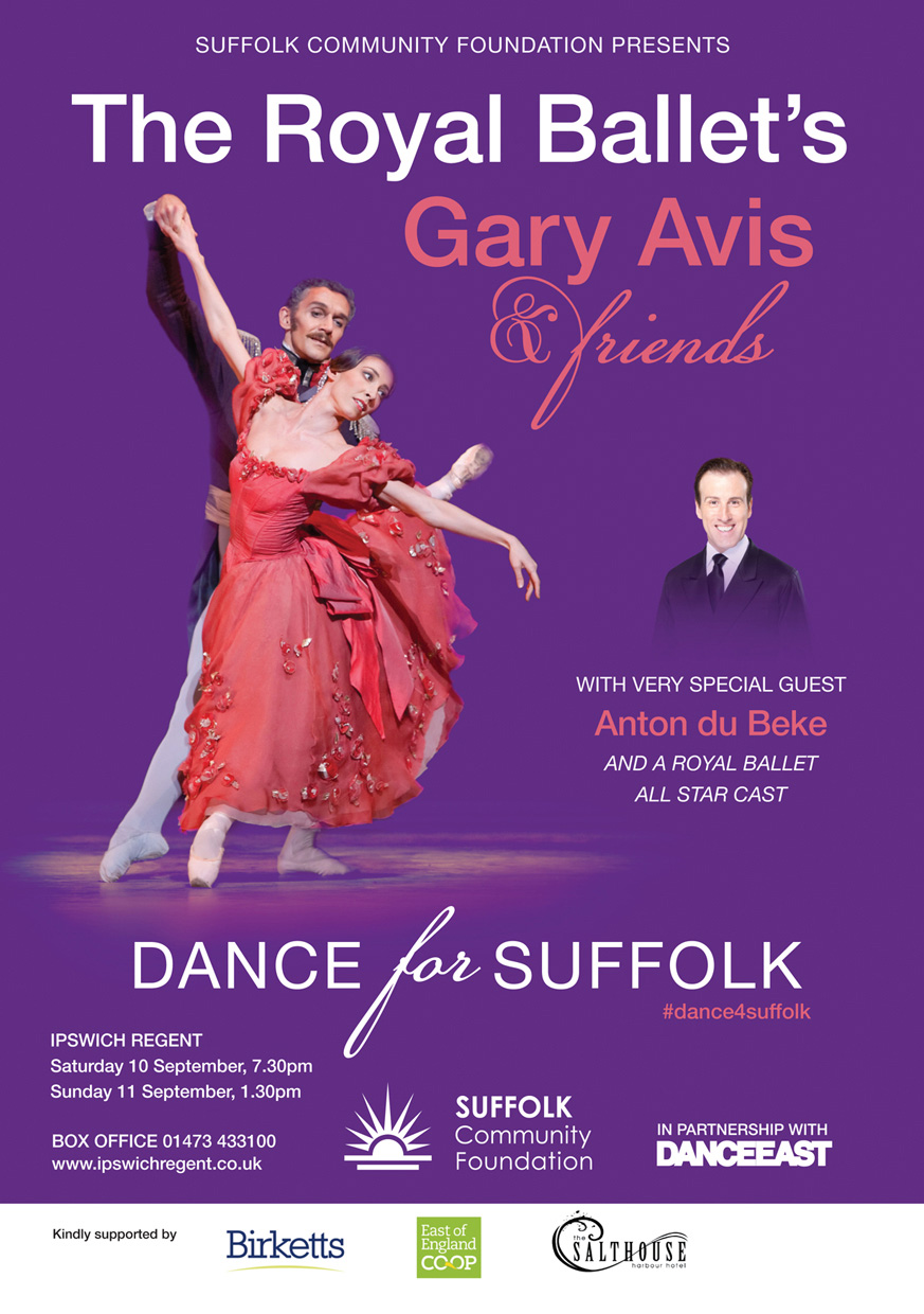 Gary Avis and Friends Flyer - 2016