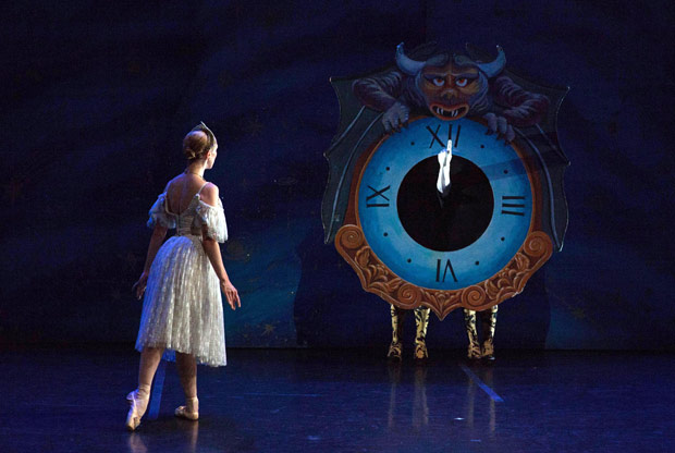 New York Theatre Ballet in <I>Cinderella</I>.<br />© Morah Geist. (Click image for larger version)