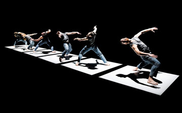 NDCWales in Alexander Ekman's Tuplet.© Rhys Cozens. (Click image for larger version)