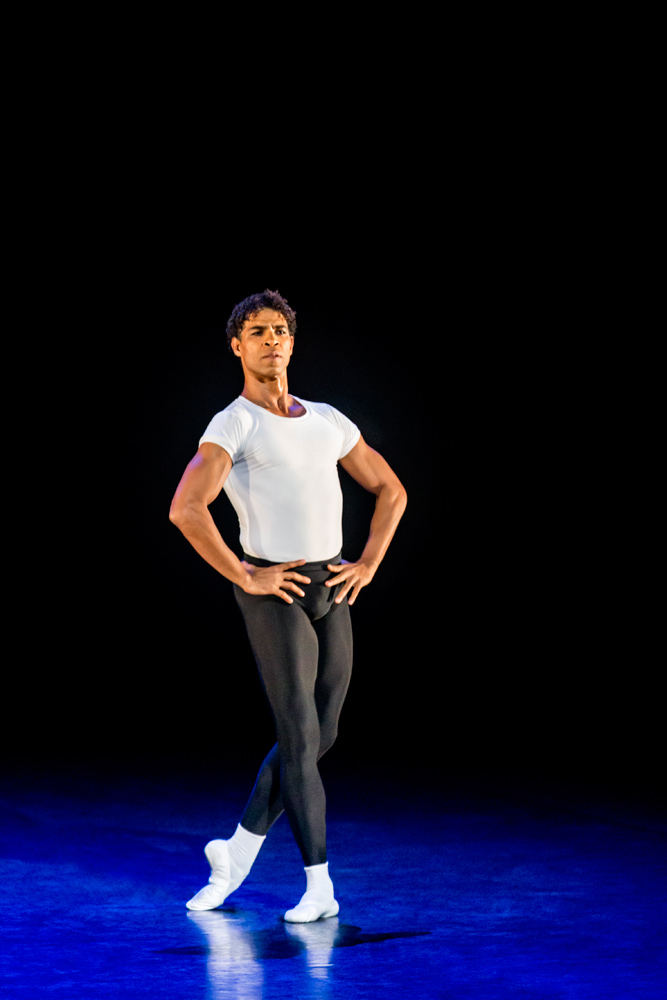 Carlos Acosta.<br />© Johan Persson. (Click image for larger version)