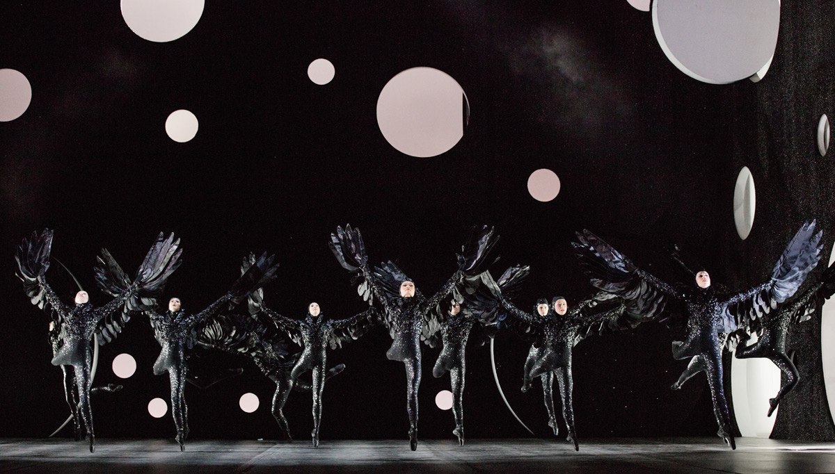 National Ballet of Canada in <I>Le Petit Prince</I>.<br />© Karolina Kuras. (Click image for larger version)