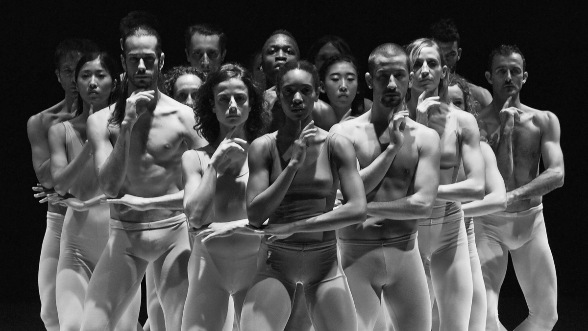 Ballet National de Marseille in Body.Dance.Nation.City.© Alwin Poiana. (Click image for larger version)