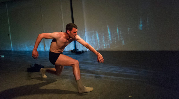 Jonathan Goddard in Collapse - a period drama.© Foteini Christofilopoulou. (Click image for larger version)