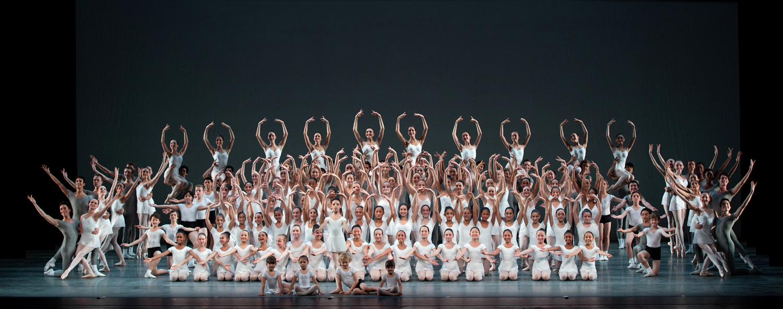 American Ballet Theatre in <I>Rondo Capriccioso</I>.<br />© Marty Sohl. (Click image for larger version)