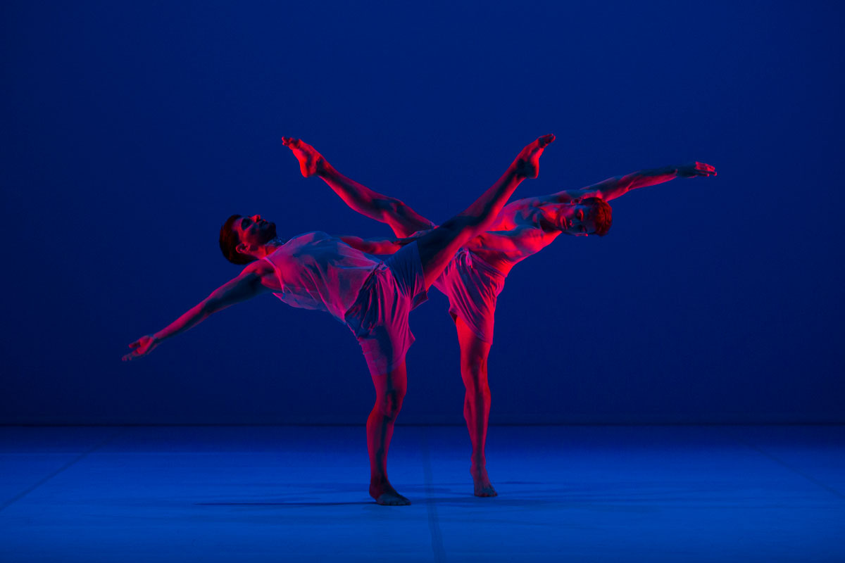 Cass Mortimer Eipper and Petros Treklis in Anima.© Pedro Greig. (Click image for larger version)