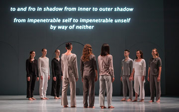 Shen Wei Dance Arts in Neither.© Stephanie Berger. (Click image for larger version)