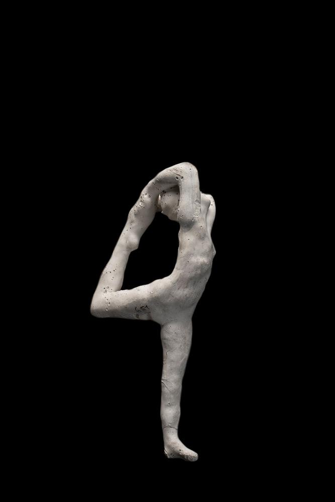 Dance Movement A. Auguste Rodin, c. 1911. Plaster.© Musée Rodin, Paris, France. (Click image for larger version)