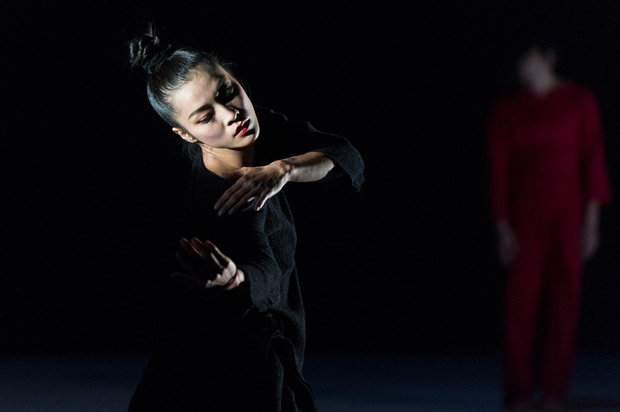 Lee Yin-ying in Beckoning.© Foteini Christofilopoulou. (Click image for larger version)
