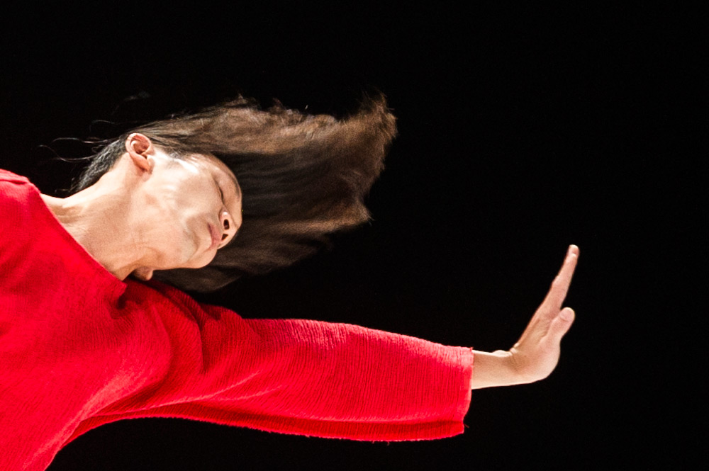 Luo Sih-wei in Beckoning.© Foteini Christofilopoulou. (Click image for larger version)