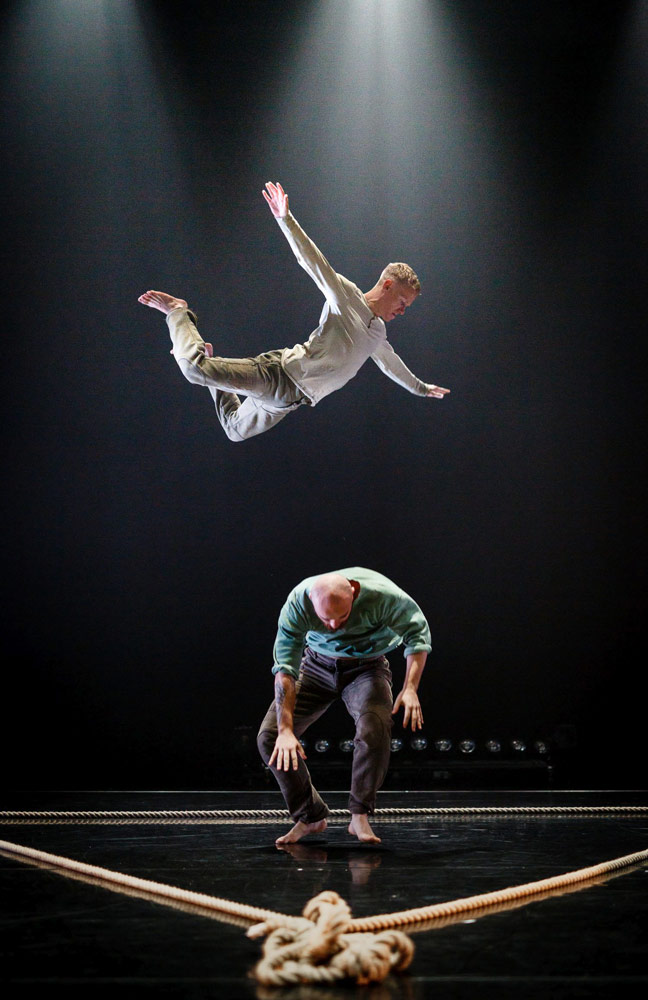 James Wilton Dance in Leviathan.© Steve Tanner. (Click image for larger version)