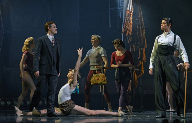 New Adventures in <I>The Red Shoes</I>.<br />© Dave Morgan. (Click image for larger version)