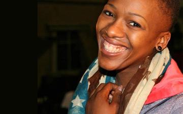 Nolly - Noluyanda Mqulwana.© Circus Der Sinne. (Click image for larger version)