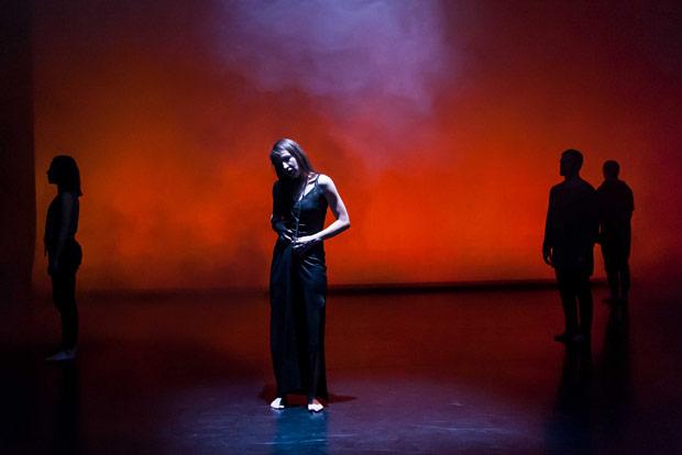 201 Dance Company in <I>Skin</I>.<br />© Lidia Crisafulli. (Click image for larger version)