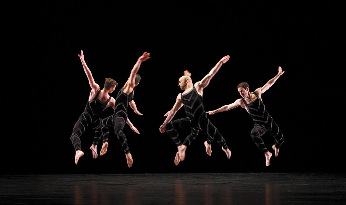 Paul Taylor American Modern Dance Lyon Opera Ballet Icons Graham Cunningham Taylor New York Dancetabs