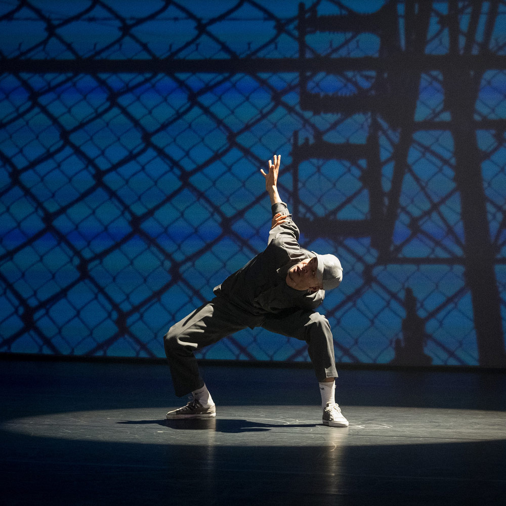 BBC Young Dancer Award 2017: Jodelle Douglas.<br />© BBC/Tristram Kenton. (Click image for larger version)